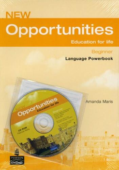 New Opportunities Beginner Language Powerbook + CD...