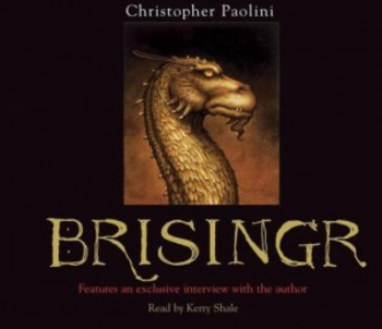 Brisingr - Read by Kerry Shale