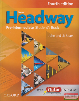 New Headway Pre-Intermediate Student's Book Fourth Edition with iTutor DVD-ROM