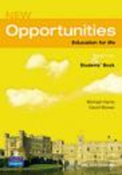 NEW OPPORTUNITIES BEGINNER STUDENTS BOOK