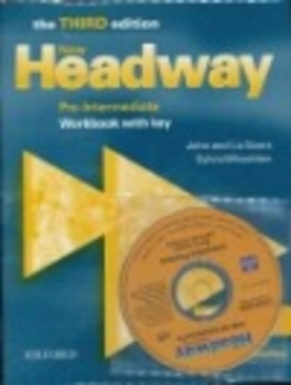 NEW HEADWAY PRE-INTERMEDIATE WORKBOOK WITH KEY (THIRD EDITION)