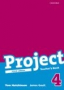 PROJECT 4 (THIRD EDITION) TEACHERS BOOK