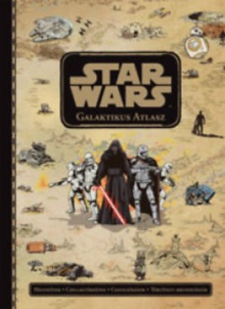 Star Wars - Galaktikus atlasz
