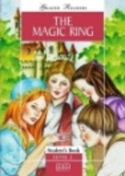 THE MAGIC RING ACTIVITY BOOK LEVEL 2