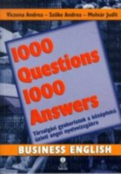 1000 Questions 1000 Answers: Business English